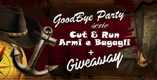 Goodbye Party Madeleine Urban Abigail Roux Armi e bagagli  (videoletture)