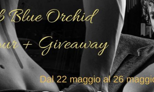 4a Tappa Blog tour Club Blue Orchid