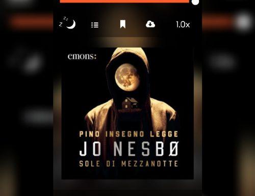Jo Nesbø Sole di mezzanotte (Blood on Snow #2) (Storytel)
